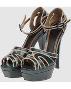 Marni Platform Sandals - Lyst