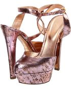 Sergio Rossi Platform Sandals - Lyst