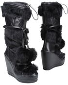 Ash High-heeled Boots - Lyst