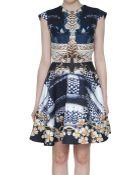Mary Katrantzou Darko Jersey Dress - Lyst