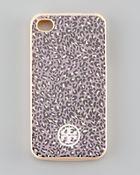 Tory Burch Dunraven Soft Iphone 4 Case Hydrangea - Lyst