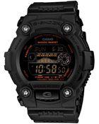 G-Shock Digital Army Green Resin Strap Watch  - Lyst