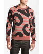 Marc By Marc Jacobs 'Marc' Sweatshirt - Lyst