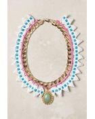 Anthropologie Threaded Alarice Necklace - Lyst