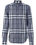 Burberry Brit 'House Check' Shirt - Lyst