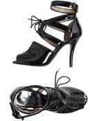 Proenza Schouler Laceup Shoes - Lyst