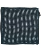 Dolce & Gabbana Polkadot Silk Georgette Pocket Square - Lyst
