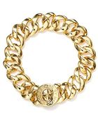 Marc By Marc Jacobs Small Katie Turnlock Bracelet - Lyst