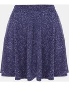 Topshop Andie Skater Skirt Petite - Lyst
