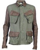 Antonio Barragan Army Jacket - Lyst
