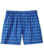 Gap Square Outline Plaid Boxers - Lyst