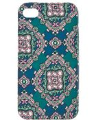J.Crew Printed Case For Iphone 4 - Lyst