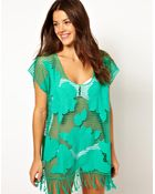 Seafolly Kailua Cover Up - Lyst