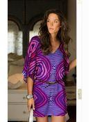 ViX Barbados Holly Short Dress - Lyst