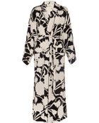 Temperley London Kimono Dressing Gown - Lyst