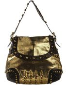 Just Cavalli Large Fabric Bags - Lyst