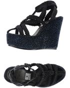 Simona Vanth Wedges - Lyst