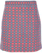 Marc By Marc Jacobs Printed Skirt - Lyst