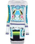 Mary Katrantzou Rodizio Dress - Lyst