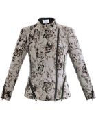 3.1 Phillip Lim Antique Floral Corded Jacket - Lyst
