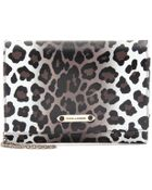 Marc Jacobs All in One Printed Leather Shoulder Bag - Lyst