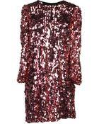Dolce & Gabbana Short Dresses - Lyst