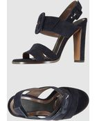 Marni High-Heeled Sandals - Lyst