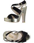 Jerome C. Rousseau Platform Sandals - Lyst