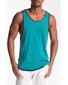 Loomstate Reversible Tank Top - Lyst