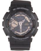 G-Shock Ga-110Rg-1Aer Hyper Complex Watch - For Men - Lyst
