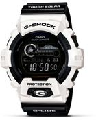 G-Shock Solar Atomic Tide Watch, 55Mm - Lyst