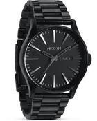 Nixon The Sentry Ss Watch 42mm - Lyst