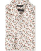 Paul Smith Westbourne Rosebud Floral Shirt - Lyst