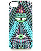 Mara Hoffman 3rd Eye Iphone 5 Case - Lyst