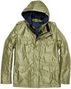 Italia Independent Waxed Jacket - Lyst