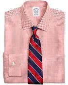 Brooks Brothers Dress Shirt - Lyst