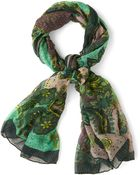 ModCloth Whim and Vigor Scarf - Lyst
