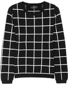 Chinti & Parker Square intarsia Cashmere Sweater - Lyst