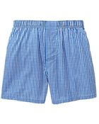 Gap Mini Gingham Boxers - Lyst