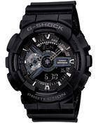 G-Shock Mens Analog Digital Black Resin Strap Ga1101b - Lyst
