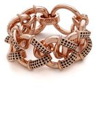 Giles & Brother Encrusted Cortina Bracelet - Lyst