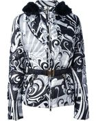 Emilio Pucci Padded Baroque Jacket - Lyst