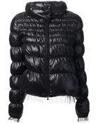 Twin-set Simona Barbieri Trimmed Padded Jacket - Lyst