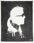 Karl Lagerfeld Printed Modal and Cashmereblend Scarf - Lyst