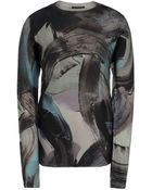 Christopher Kane Crewneck Sweater - Lyst