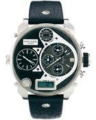 Ben Sherman Diesel Mega Chief Watch Bracelet Strap - Lyst