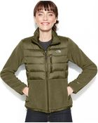 The North Face Down Fleece - Lyst