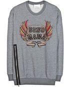 3.1 Phillip Lim Embellished Sweater - Lyst