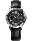 Raymond Weil Mens Freelancer Watch With Leather Strap - Lyst