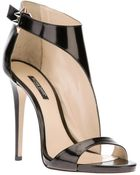 Ruthie Davis® Cut Out Sandal - Lyst